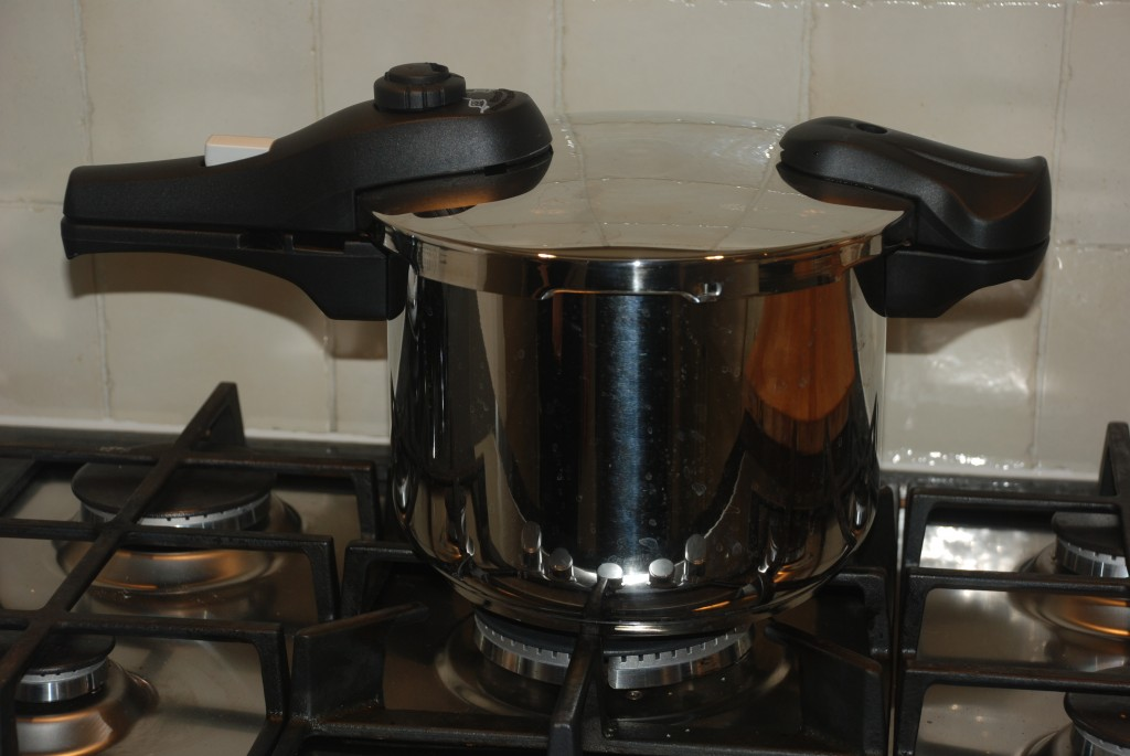 Snelkookpan - ouderwets of handig?