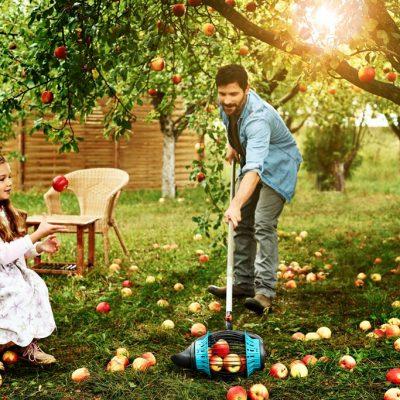 Nieuw van GARDENA – fruitrapen zonder bukken