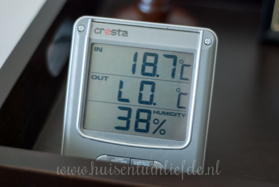 De ideale luchtvochtigheid in huis + handige tips!