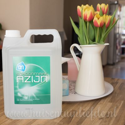 7 schoonmaaktips met schoonmaakazijn