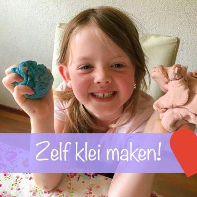 DIY: Zelf speelklei maken