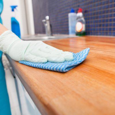 Schoonmaakschema voor de keuken: zo houd je het bij!