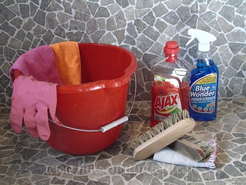 Ontspannen thuiskomst: schoonmaken vóór je op vakantie gaat!