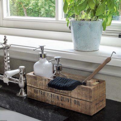 Stylingtip: zo creëer je een mooi plekje voor je afwasspullen