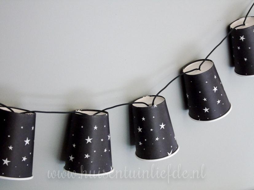 DIY: maak je eigen lichtjesslinger