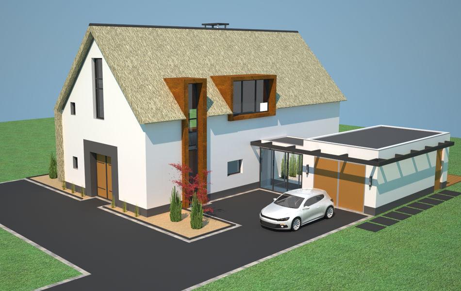 Het passiefhuis: droomhuis voor nu en de toekomst