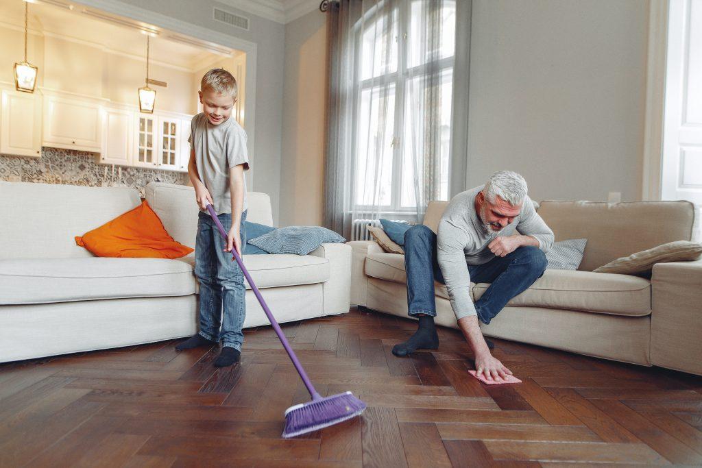 8 tips voor de voorjaarsschoonmaak